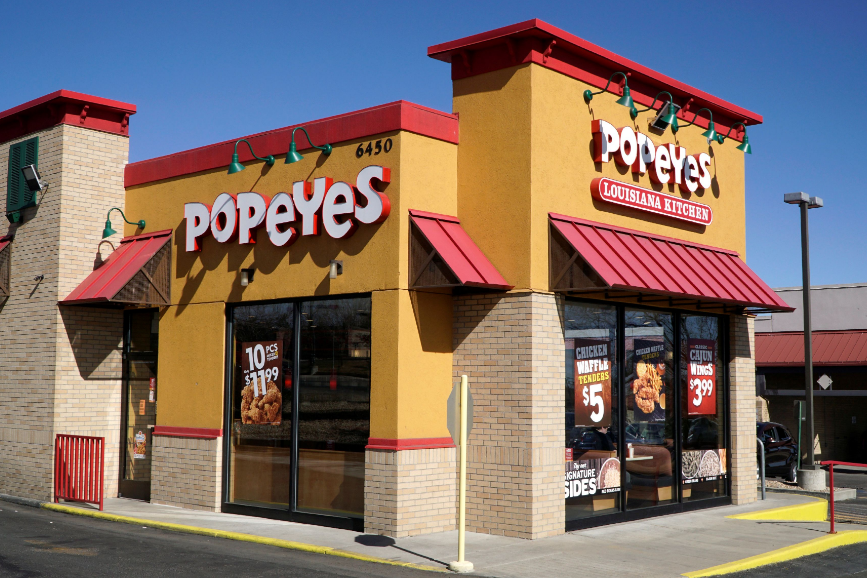 Tell Popeye's Guest Satisfaction Survey 2020