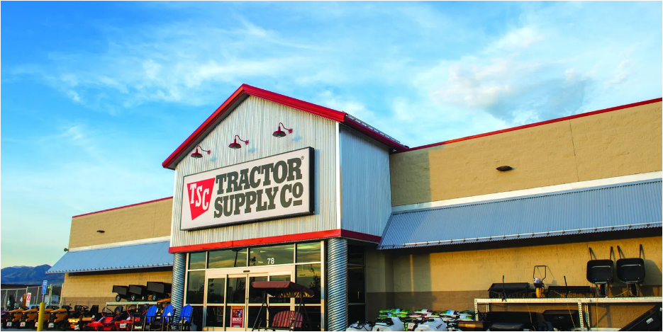 Tractor Supply Company Guest Experience Survey 2020