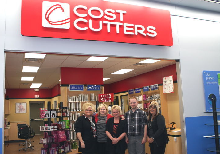 Cost Cutters Guest Experience Survey